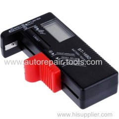 Digital Battery Tester for AA AAA C D 9V 1.5V