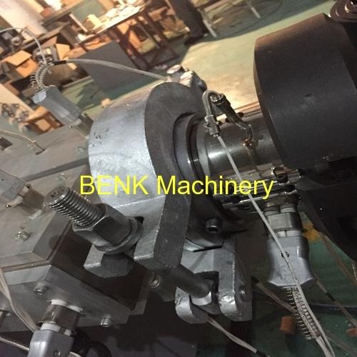 BENK Machinery China PVC six cavities angle profile making machine manufacture