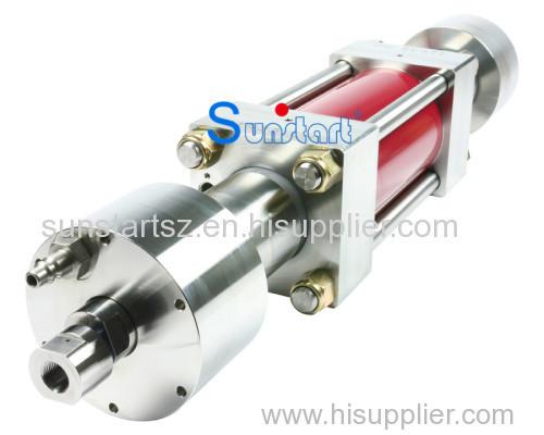 Flow Waterjet 60k Intensifier From Waterjet Cutting Pump Factory