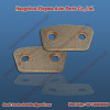 Providing Smoother Engagement Bronze Base Clutch Buttons