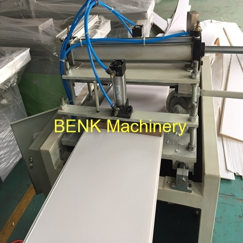 BENK Machinery PVC ceiling machinery manufacture