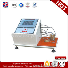Thermal insulation Tester for upper and lining and insocks