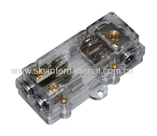 ANLFuse FUSED DISTRIBUTION BLOCK 4 6 8 10 GAUGE