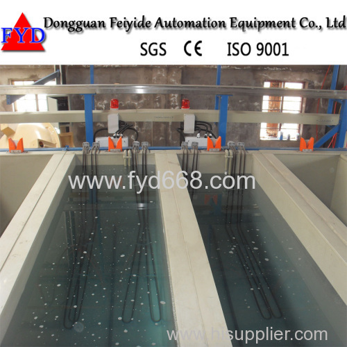 Feiyide Stainless Steel Heater for Plating Chemical Liquid Heating with Competitive Price