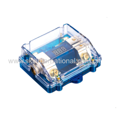 ANL Dual Digital Platinum ANL Dist Block 0-4 Ga Holder