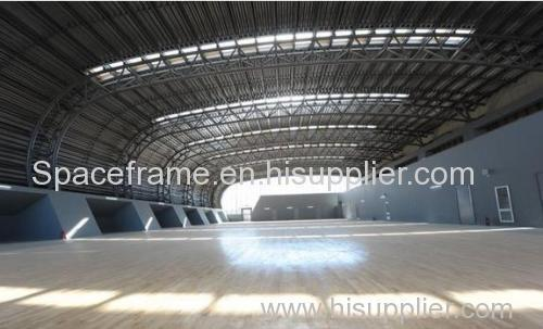 Stadium Roofing Steel Space Frame Roof Steel Structure