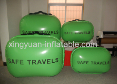 Giant Inflatable Suitcase Model For Advertising