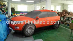 Hot Selling Giant Inflatable Car For Advertising