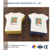 Cotton Compact T-Shirt different shapes