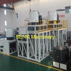 BENK Machinery China plastic granules mixer supplier