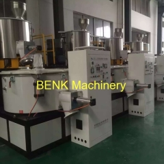 BENK machinery China plastic raw material mixer supplier