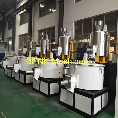 BENK Machinery China PVC compounding machine manufacture