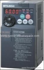Mitsubishi elevator parts door drive Inverter FR-E740-2.2K-CHT