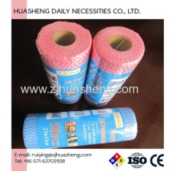 Nonwoven Cleaning towelettes Cloths