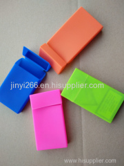 silicone gifted cigarette pack cover