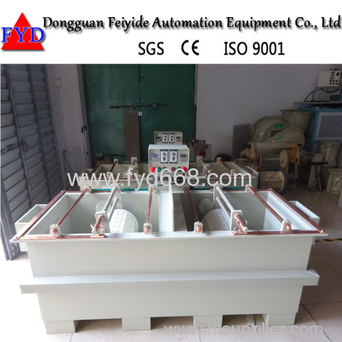 Feiyide Duplex Tank for Brass Plating Production Line with Competitive Price