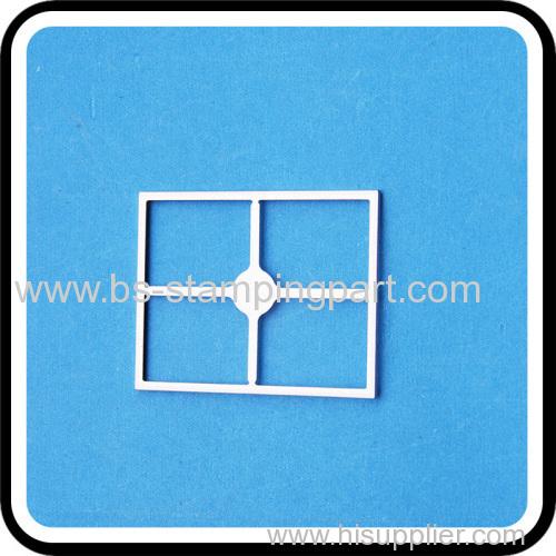Tinplate RF shield frame for GPS
