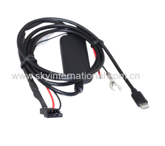 AUX Adapter Cable for BMW BM54 E39 E46 E38 E53 X5 CD Charger iPod iPhone