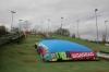 Jumping Snowbord Inflatable Big Air Bag