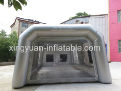 Outdoor Inflatable Spray Booth For Sale