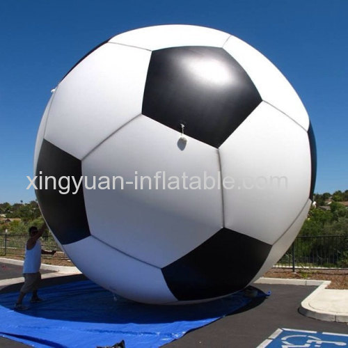 Outdoor Event Giant Inflatable Soccer Ball