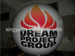 Customized Banner Giant Helium Balloon for Advertising