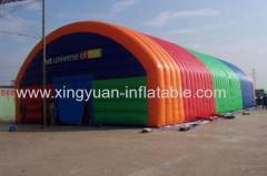 Customed Color Giant Inflatable Sport tent