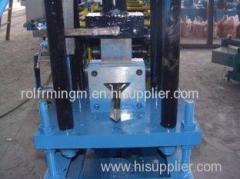Edge Trim Roll Forming Machine / Metal Forming Machinery With 6500 x 800 x1200mm Size