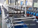 AC Motor With Inverter Rack Roll Forming Machine For Galvanized Sheet