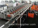 0.4 - 1.0mm U Runner Stud Roll Forming Machine With Guiding Column Forming Structure