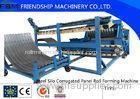Automatic Galvanized Corrugated Culvert Pipe Making Machine For Water Conservancy Project