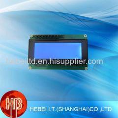 Characters LCD 20x4 2004 LCM Display Module 5V Blue Transflective Transmissive