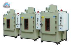 Hi -Temperature Precision hot air Oven-Series (Rotary type)