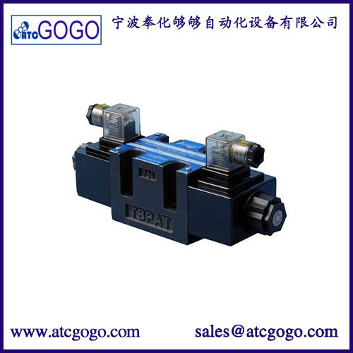 Yuken Series Electro-hydraulic Operated Solenoid Directional Control Valve