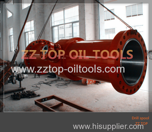 "21 1/4"" x 2M Drilling spool API 6A for oilfield wellhead"