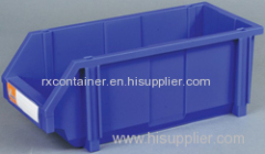 Plastic combined parts bin