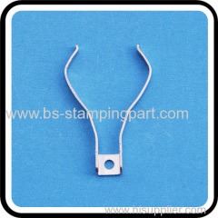 High quality precision stamping stainless steel ground clamp/clip