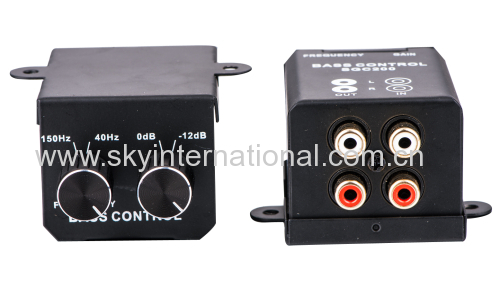 Universal Remote Level Bass Control for Car Amplifier Amp