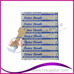 super better breath nasal strips with oem service