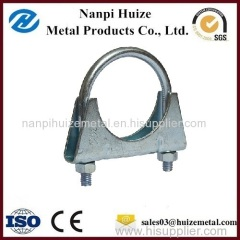 U Bolt Ground Rod Clamp/Earth Rod Clamp