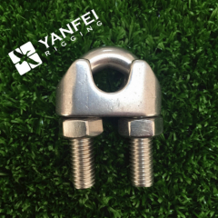 Different Size Stainless steel Wire Rope Clip