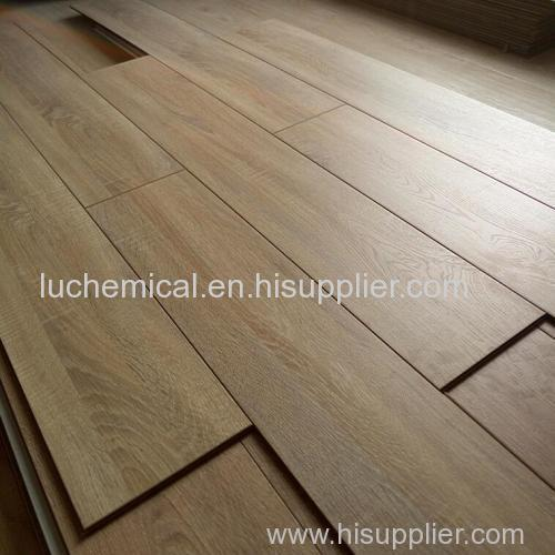 8mm ac3 class 31 skirting high quality easy click laminate flooring