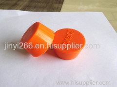 High quality pipe hole used custom silicone rubber stopper customized silicone wine bottle opener
