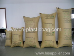 Dunnage air bag and buffer bag