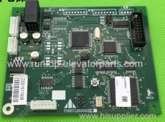 Elevator parts PCB P366712B000G04 for shanghai Mitsubishi