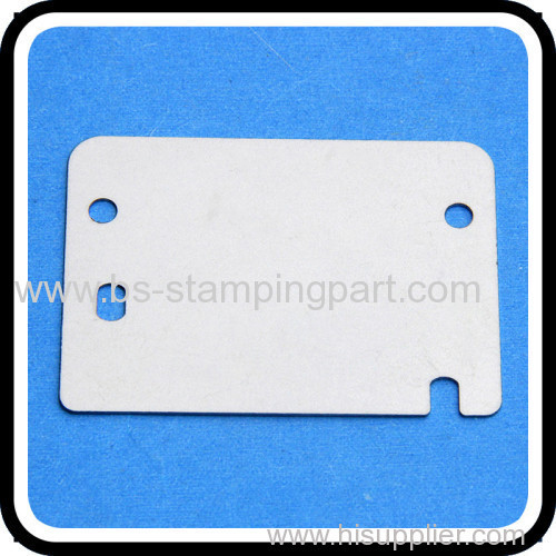 stainless steel metal plate with hole