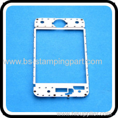 Aluminium mobile phone metal bracket