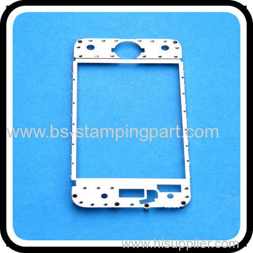 Aluminium mobile phone metal bracket