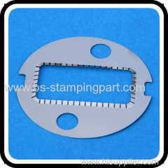 High quality and precision stainless steel flat gasket manufacture from Bosi