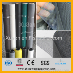 fiberglass insect screen for screen windows